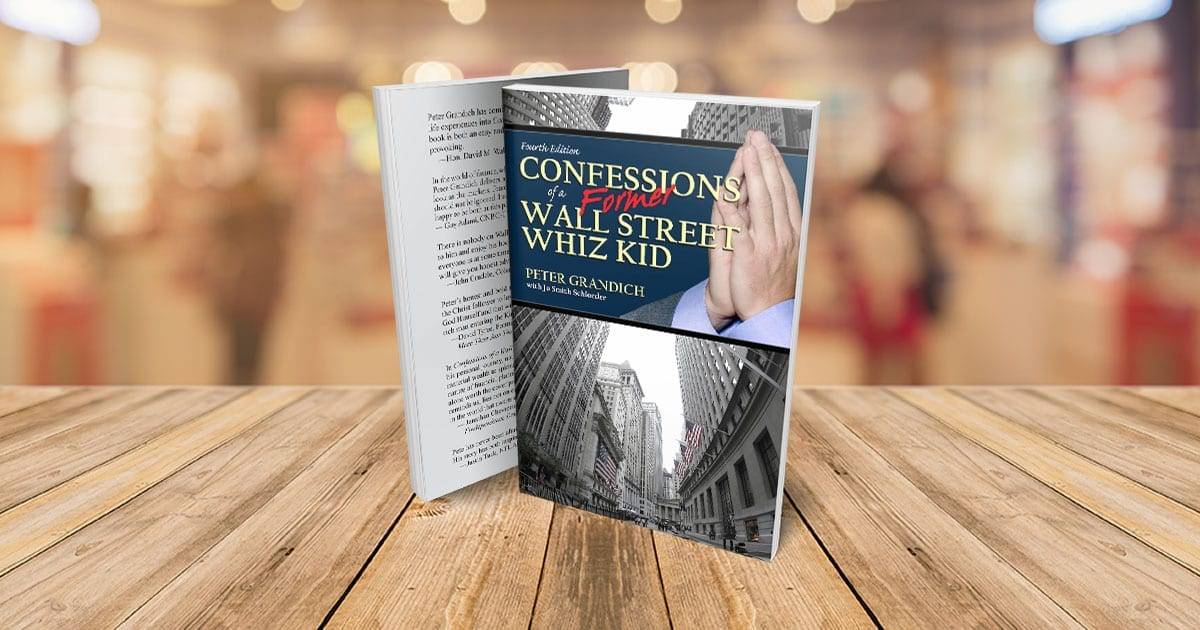Confessions of a Former Wall Street Whiz Kid | Peter